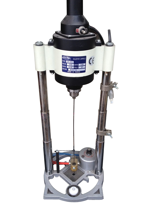 Máy đóng dấu vải MicroTop SM-201L