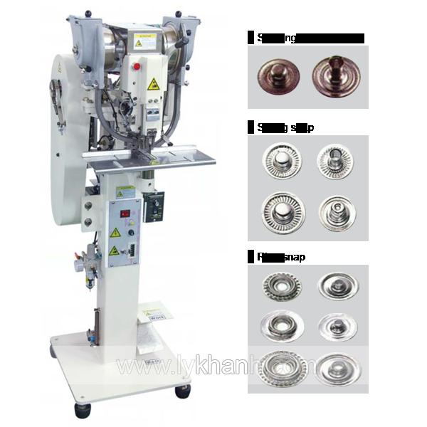 máy đóng nút bốn thành phần tự động SM-600