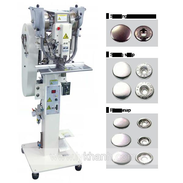 máy đóng nút tự động SM-600