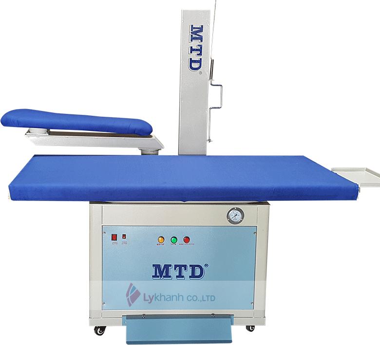 Hệ thống ủi hơi hoàn chỉnh mẹ bồng con MTD-6K