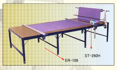 Thông số kích thước máy cắt vải đầu bàn